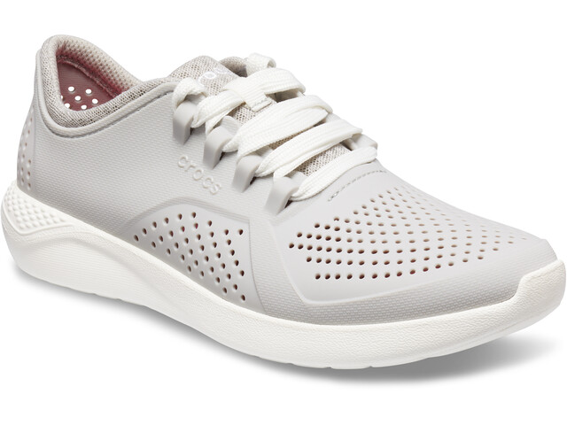 37f47f92a522 Crocs LiteRide Pacer Shoes Women pearl white at Addnature.co.uk